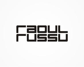 Raoul Russu, dj Raoul, clubbing, electronic music, dj, producer, logo, logos, logo design by Alex Tass