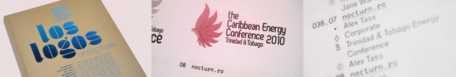The Caribbean Energy Conference 2010, energy, alternative energy, petroleum, conference, logo, logos, logo design by Alex Tass, featured in Los Logos, book, Los Logos 5, Los Logos Compass