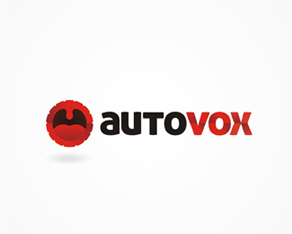 Autovox, cars selling and renting portal, logo, logos, logo design by Alex Tass