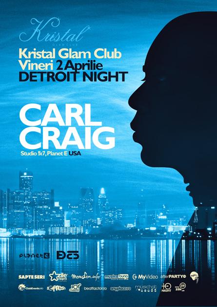kristal glam club - carl craig, jay bliss