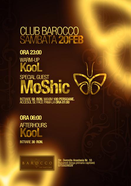 moshic, kool - club barocco