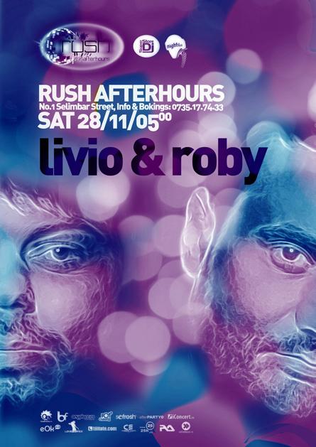 rush afterhours - livio & roby