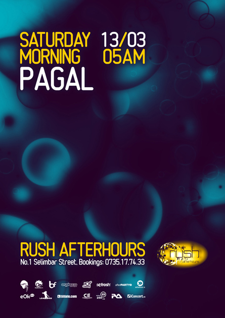 rush afterhours - pagal