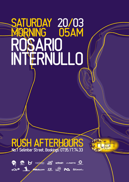 rush afterhours - rosario internullo