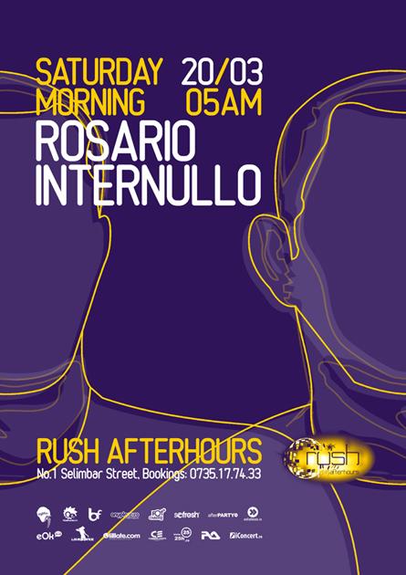 rush afterhours - rosario internullo