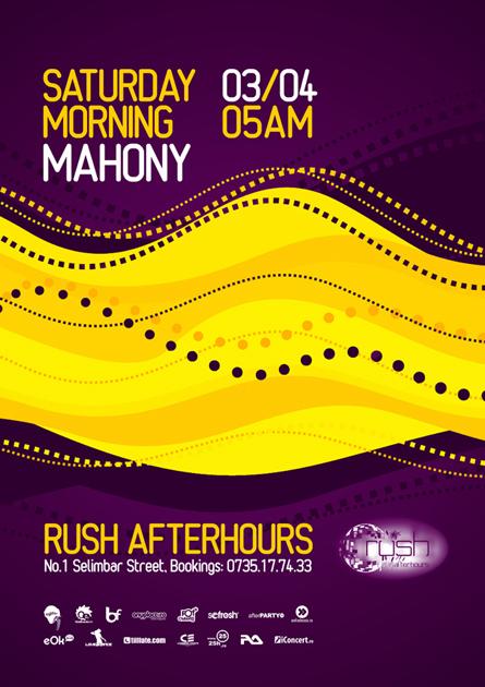 rush afterhours - mahony