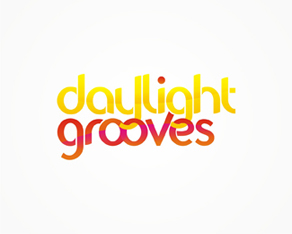 daylight grooves Malta electronic music, clubbing, party series, logo, logos, logo design by Alex Tass
