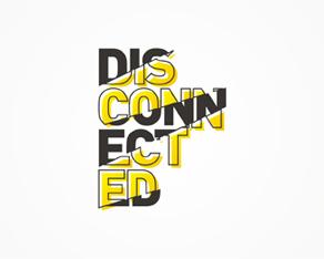 disconnected, concept, abstract, experimental, design work, logo design, available for sale, logo, logos, logo design by Alex Tass