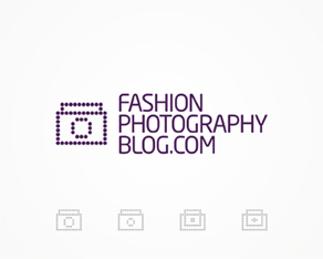 fashion photography blog logo, logos, logo design by Alex Tass