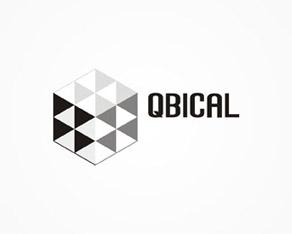 qbical, cubical, cube, experimental, concept, design work, architecture logo, logos, logo design by Alex Tass
