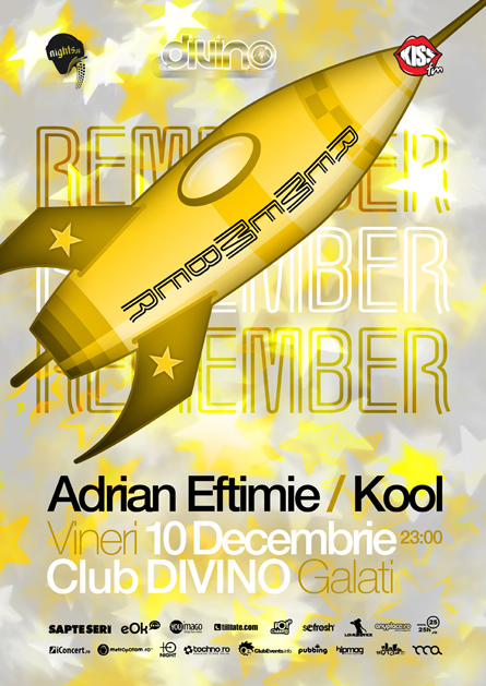 remember - divino - adrian eftimie, kool