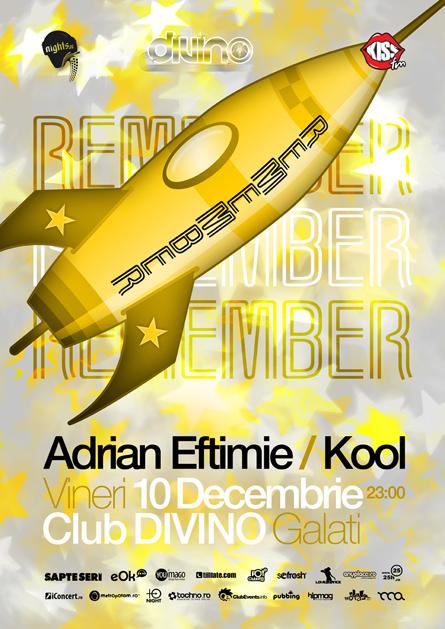 remember - divino - adrian eftimie, kool
