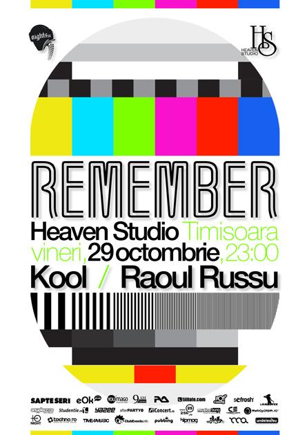 remember - heaven - kool, raoul russu