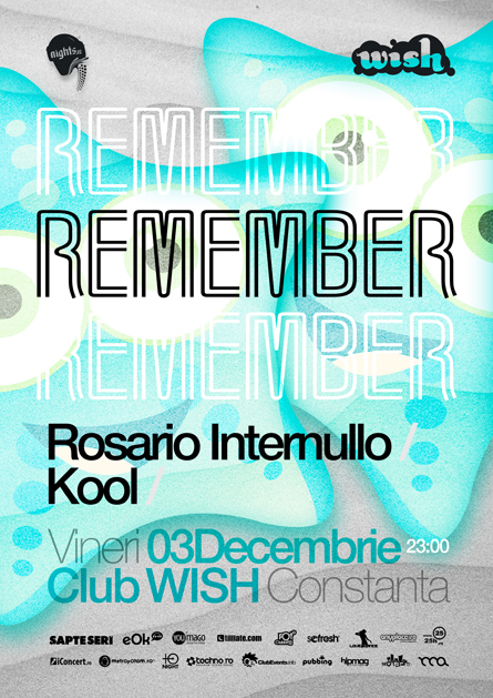 remember - wish - rosario internullo, kool