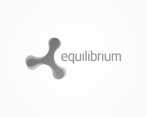 equilibrium, experimental, abstract, concept logo, logos, logo design by Alex Tass