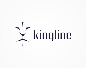 kingline, king, lion, line, concept, abstract, experimental, design work, logo design, available for sale, logo, logos, logo design by Alex Tass