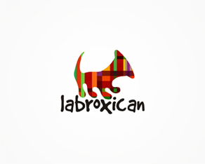 Labroxican, Mexic, Mexican, latino, pop, music, records label logo, logos, logo design by Alex Tass