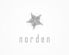 Norden, concept, abstract, experimental, design work, logo design, available for sale, logo, logos, logo design by Alex Tass