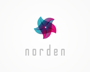 Norden – experimental / concept logo design