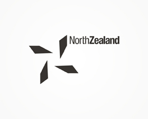 North Zealand, concept, abstract, experimental, design work, logo design, available for sale, logo, logos, logo design by Alex Tass