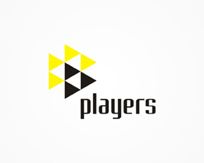 players, concept, abstract, experimental, design work, logo design, available for sale, logo, logos, logo design by Alex Tass
