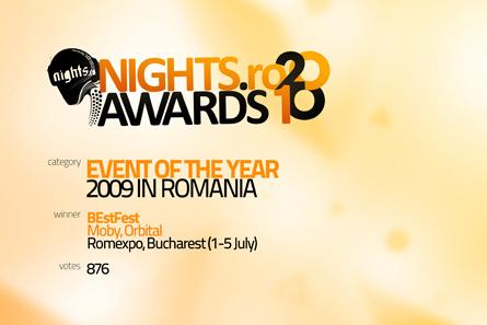 nights.ro awards 2010 - diploma design