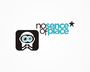 No sence of place Records logo design