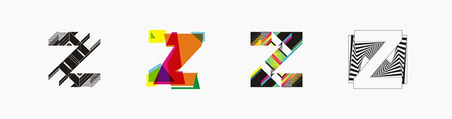 z concept, abstract, experimental, design work, logo design, available for sale, logo, logos, logo design by Alex Tass