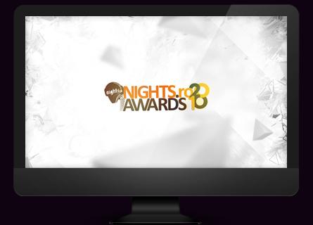 nights.ro awards 2010 - desktop wallpaper