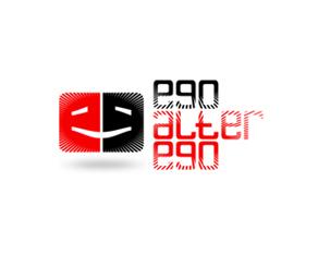 ego-alterego - logo design