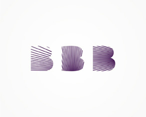 B monogram, symbol, experimental, concept, design, work, logo design available for sale, for sale, sale, logo, logos, logo design by Alex Tass