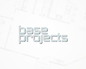Base Base projects, Australia, planning, design, construction, civil engineering, development, company, logo, logos, logo design by Alex Tass