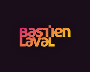 Bastien Laval, Paris, France, electronic, club, house, progressive, music, dj, producer, dj and producer, logo, logos, logo design by Alex Tass