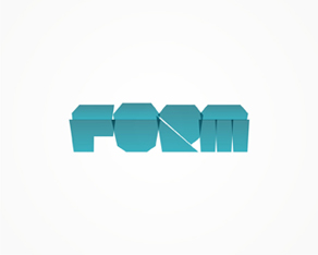 FORM - experimental, abstract, concept logo, logos, logo design by Alex Tass