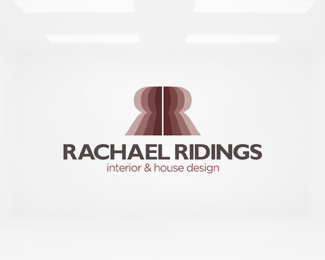 Rachael Ridings, Australian, interior, interior design, house, event design, event, design, company, logo, logos, logo design by Alex Tass